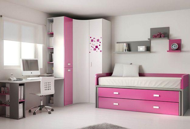 chambre de fille de 8 ans 20171025231633. Black Bedroom Furniture Sets. Home Design Ideas